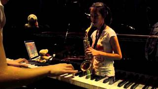 Bruno Mars - When I Was Your Man - Sax & Piano Cover by Elizabeth