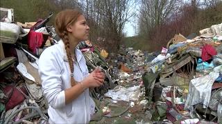 Roms à Lille - de Julie Kiavué - Documentaire Master 2 Journalisme FLSH