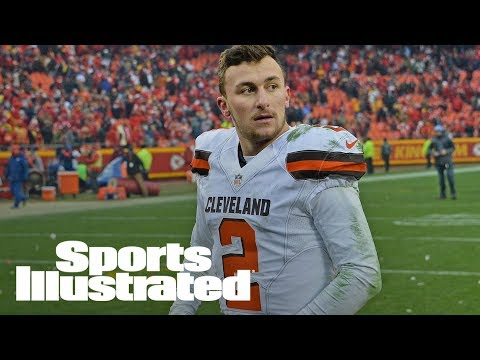 CFL Ready To Approve A Contract For Johnny Manziel To Play In 2018 | SI Wire | Sports Illustrated