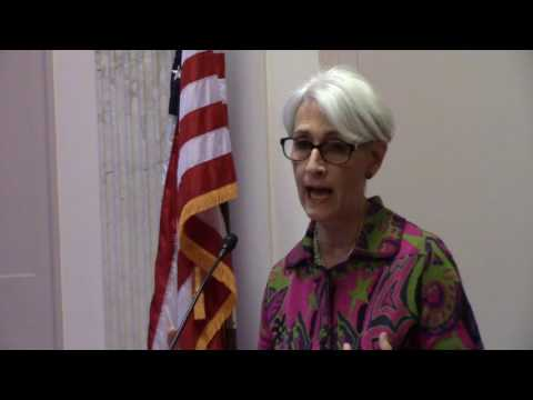 Ambassador Wendy Sherman Delivers Keynote Address