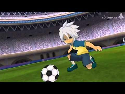 Análisis Inazuma Eleven Strikers - Wii
