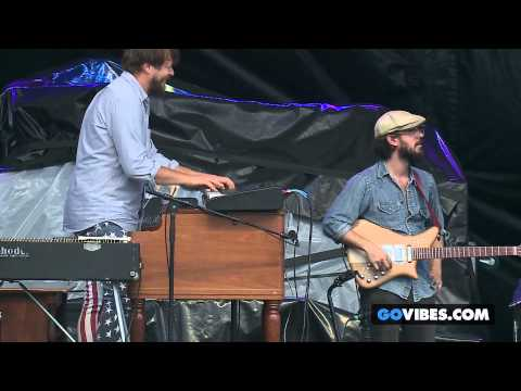 """Joe Russo's Almost Dead performs """"Eyes Of The World"""" at Gathering of the Vibes Music Festival 2014"""
