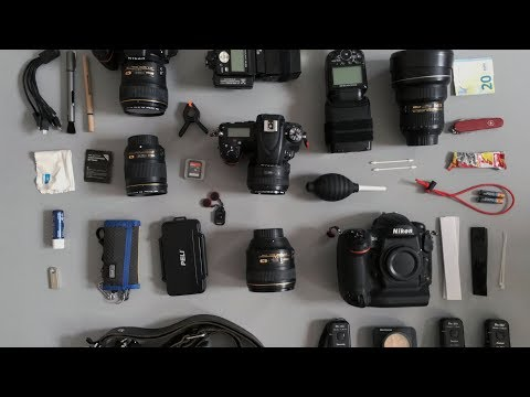 What's In My Camera Bag In 2019 For Wedding Photography