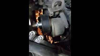 Замена ремня генератора. Натяжной ролик форд фокус 2(, 2016-05-27T17:08:28.000Z)