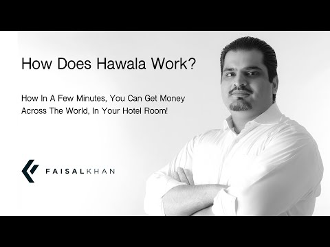 [116] How Does Hawala Work? How In A Few Minutes, You Can Get Money Across The World