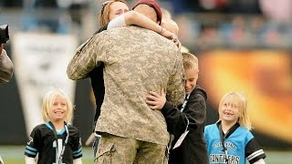 And Now Part 2! Most Emotional Soldiers Coming Home Moments | RESPECT