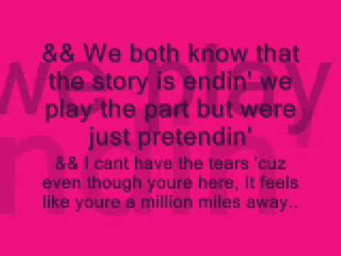 Rihanna Million Miles Away