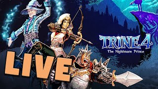 Trine 4 is Totally Easy, Trust Me