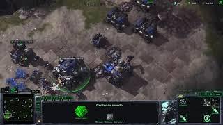 SC 2 Ganandole a una de Reaper con rush de Marine y VCE