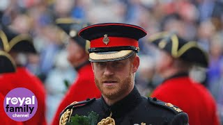 The Duke of Sussex Celebrates his 35th Birthday