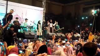 Download Lagu Sabyan Gambus live Gor Bahurekso Kendal - Ya Habibal Qolbi Mp3