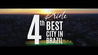 Cascavel city is considered the fourth best city in Brazil to live