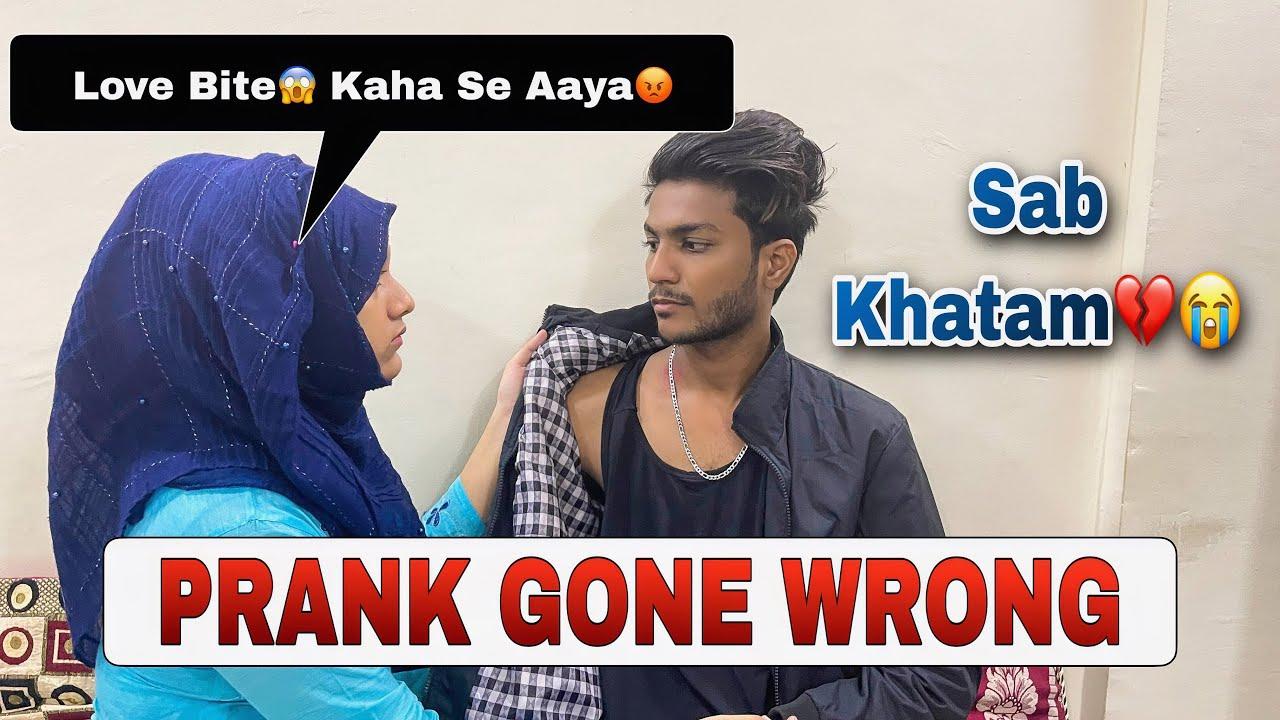 Download Cheating On My Girlfriend | Prank Gone Wrong 😱💔 Don't Do This | Ibrahim soul #ibbubhai & Bush
