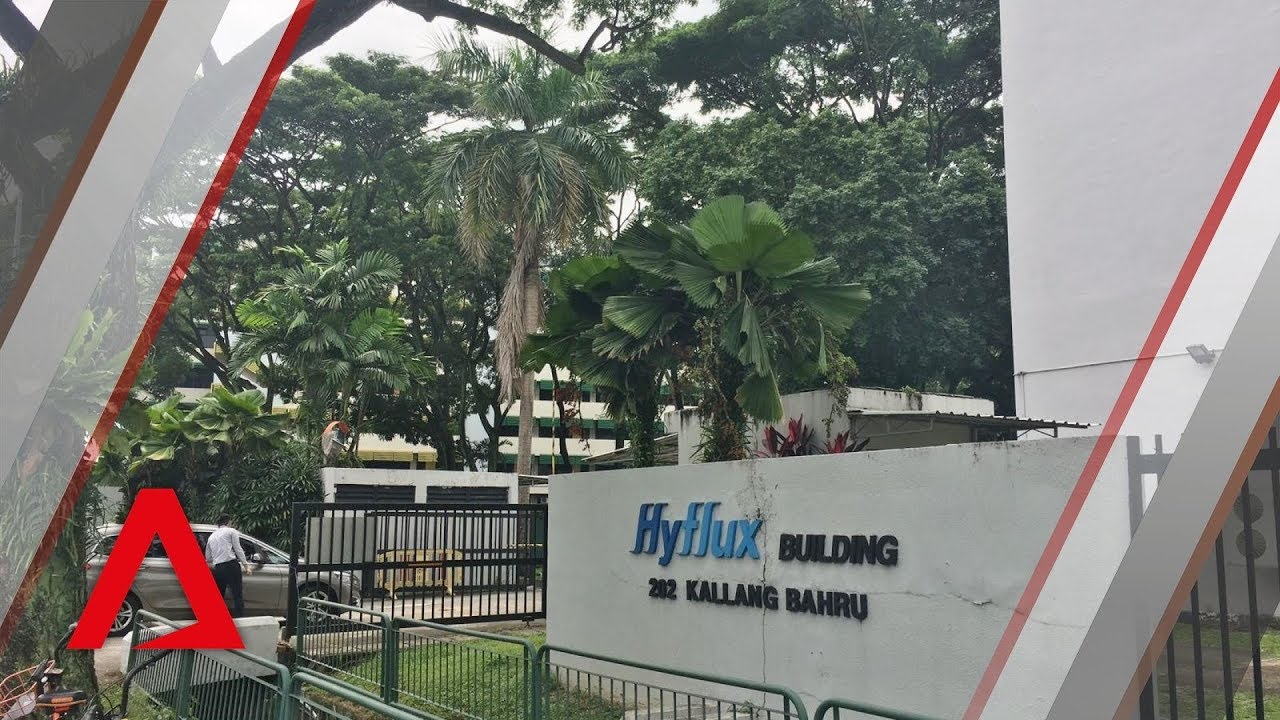 Hyflux working hard to stay 'viable', ensure fair treatment to shareholders: CEO Olivia Lum
