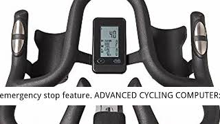 Asap Videos #JTX Cyclo Studio: Commercial Indoor Cycle For Indoor Cycling With Dual Pedal System#