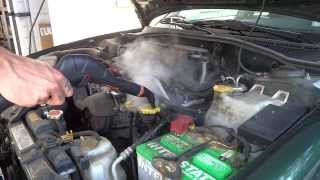Steam clean your engine with the Wagner 915 Steamer