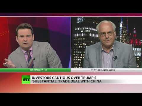 Trump's China strategy is futile & dangerous - Richard Wolff