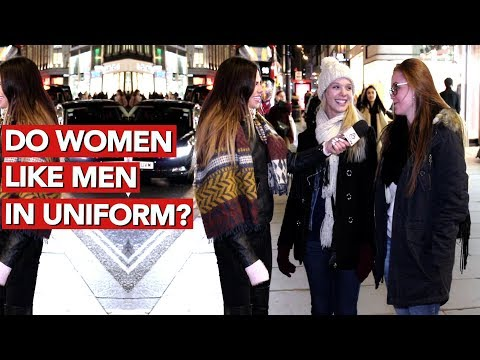 Do Women Like Men In Uniform?