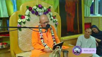 Бхагавад Гита 6.33 - Бхактивайбхава Свами