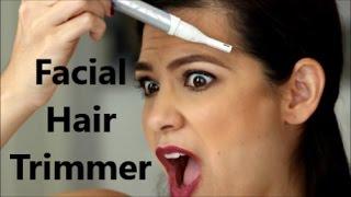 Facial Hair Trimmer