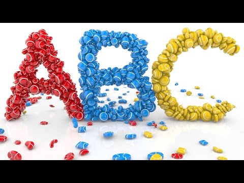 Learn ABC's with 3D Colorful Candies - ABC Song for Children