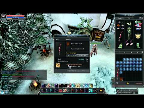 Cabal Online Force Core Upgrade 2 Slotted Item