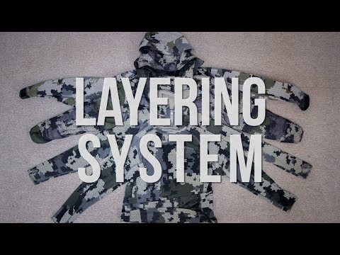 Elk Hunting Clothing EXPLAINED (Base, Mid, Insulating, Outer Layer)