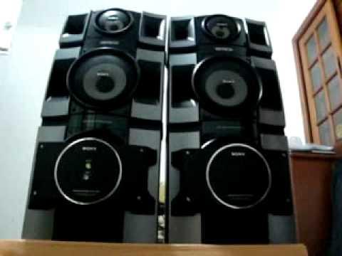 Sony mhcgtx888 mostrando beleza e potencia !  YouTube