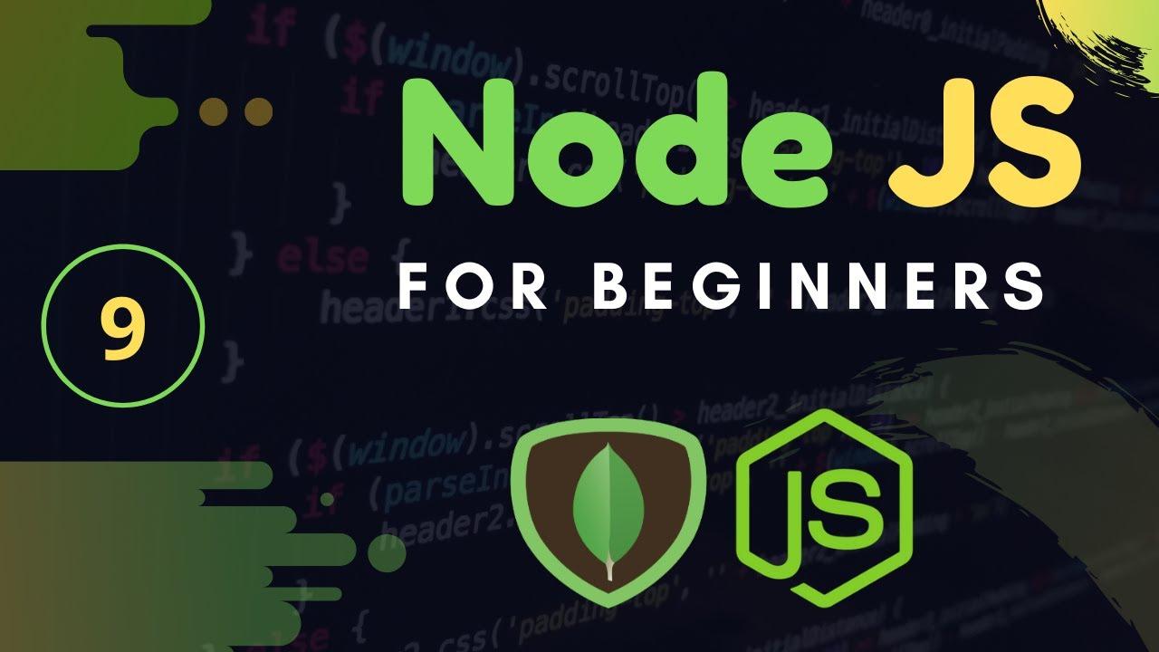 Node JS Tutorial #9 | MongoDB [Urdu/Hindi]