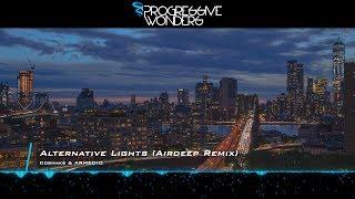 Cosmaks & ARMEDIO - Alternative Lights (Airdeep Remix) [Music Video] [Sunrise Digital]