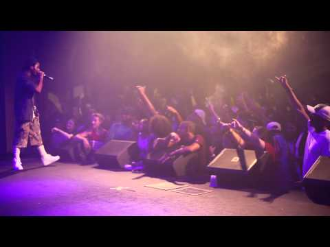 Curren$y(Spitta)- Drive In Theatre Tour Live in DC Howard Theatre