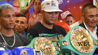 Nica Boxing presenta cartelera internacional de este sábado en Managua