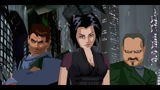 FEAR EFFECT Game Movie No Commentary