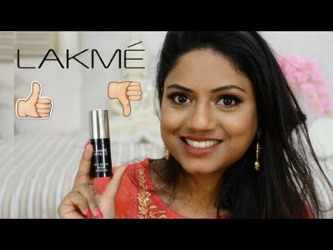 *NEW* Lakme Absolute Argan oil Skin Foundation | FIRST IMPRESSION | Hit or Miss | Review & Demo from YouTube · Duration:  10 minutes 36 seconds
