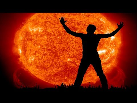 THE SUN, SOLAR FLARES & THE APOCALYPSE!?!  Now for the rest of the story...