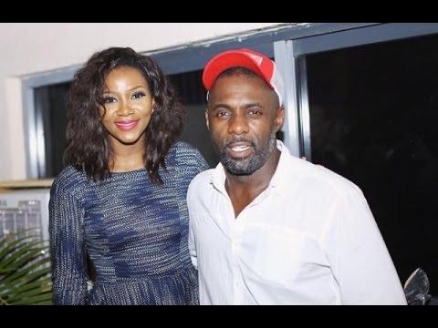 "Genevieve Nnaji And Idris Elba Hang Out At The Lagos Premiere Of ""Beasts Of No Nation"""