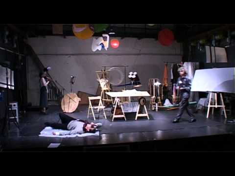 Кандинских -- два! (фрагменты) / Kandinsky - two! (fragments)