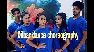 DILBAR | dance choreography | by Sunshine Dance Troupe