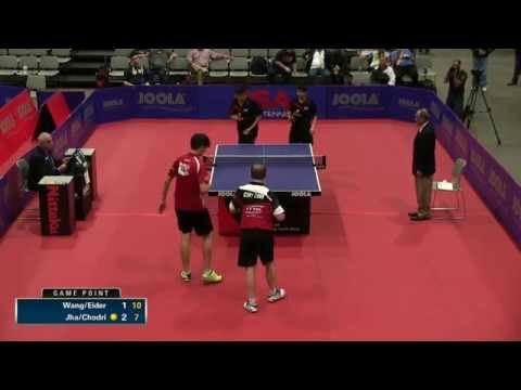 2014 US National Table Tennis Championships - Table 1 - Day 3 Afternoon Session