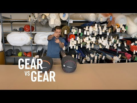 MEC Gear Vs Gear: Sleeping Bags