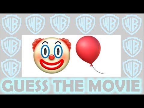 CAN YOU GUESS THE WARNER BROS MOVIE BY THE EMOJI?