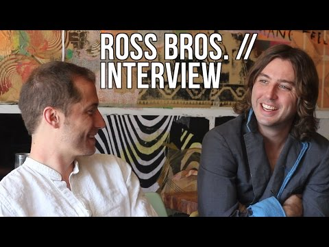 Ross Brothers Interview (Contemporary Color, Tchoupitoulas) - The Seventh Art
