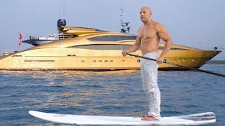 This is How Vin Diesel Spent a Quarter Billion Dollars