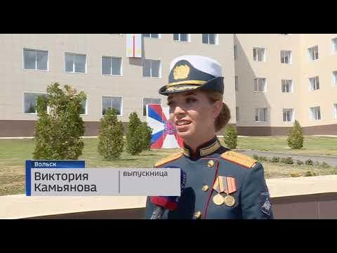 Выпускной из российского военного ВУЗа с африканским колоритом