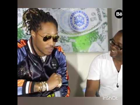 Rapper Future On Interview