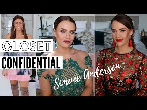 Fashion Blogger Simone Anderson Shares Her Style Secrets