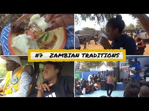 Vlog 7 | Zambia | Zambian Traditions!