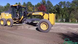 Slurry Pavers Parking Reclamation Demo