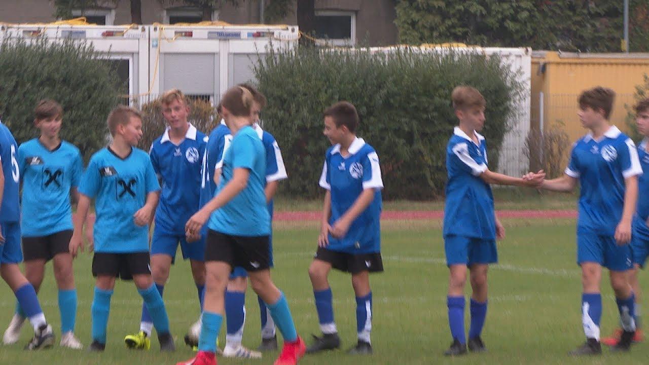 Schwechater Stadtmeisterschaften Fussball U13 Und U15