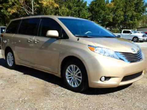 2014 toyota sienna pensacola fl youtube for Frontier motors inc pensacola fl